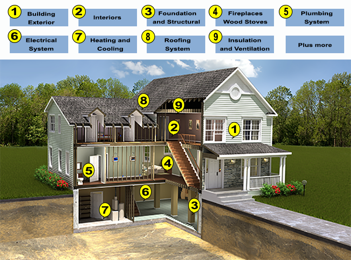 Different Home Inspection types that you should get